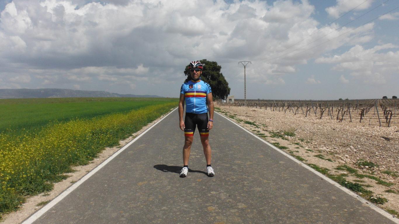 ciclismo a partir de los 40 años