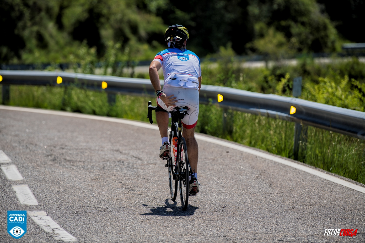 exclusiva experiencia ciclista