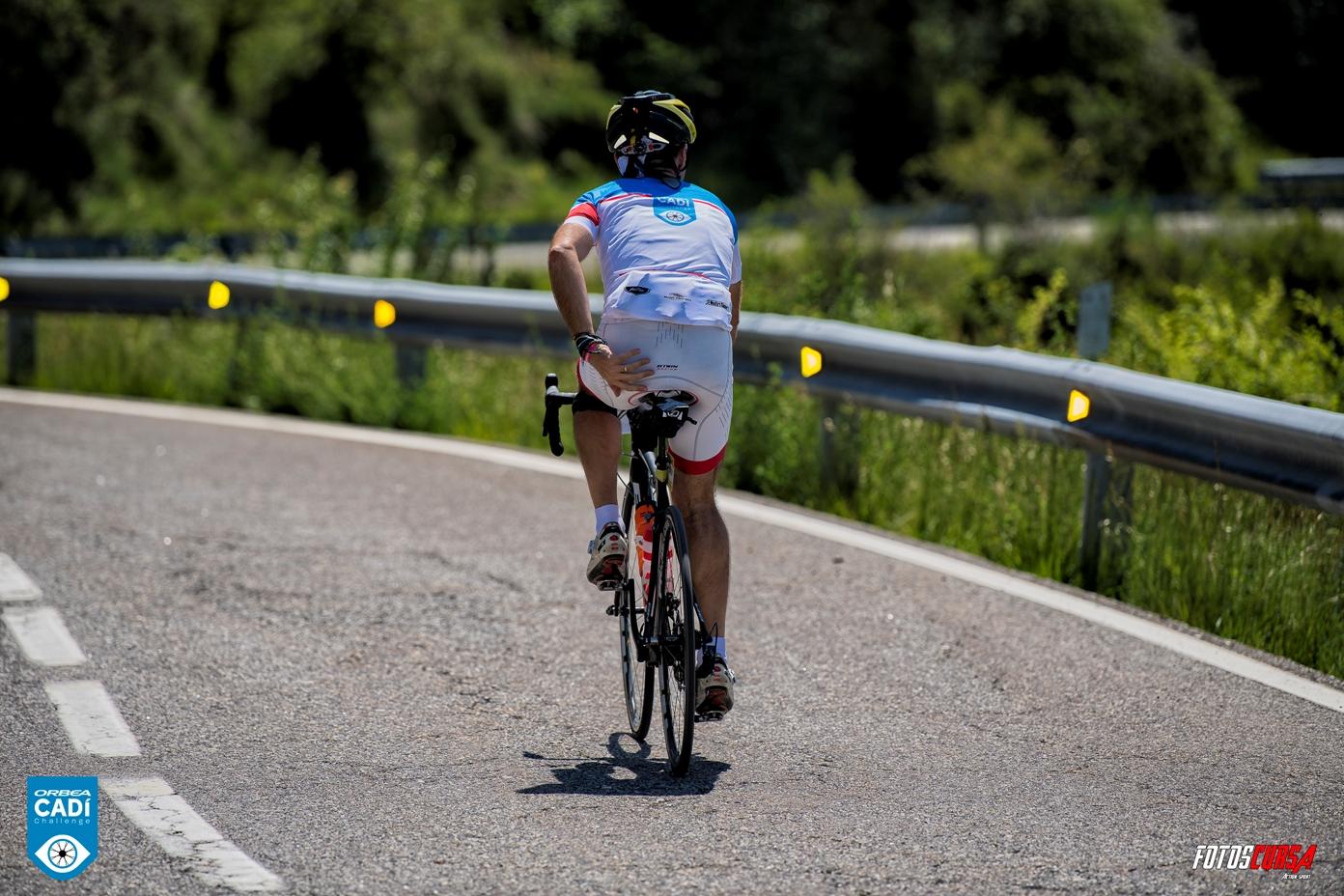 descanso ciclismo